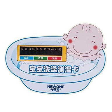 Seguridad infantil digitales pegatina beb ba o ba era prueba term metro la temperatura del agua - Temperatura agua bano bebe ...