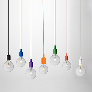 UMEI™ Max 60W Modern/Contemporary Mini Style Painting Pendant Lights Bedroom / Game Room 1010283 ...