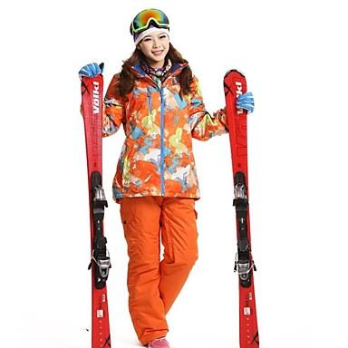 Костюм Лыжника Женский