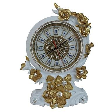 Orologi in argento da tavolo
