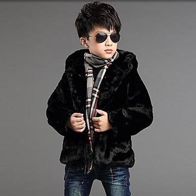 les enfants de gar on paississent manteau chaud vers le. Black Bedroom Furniture Sets. Home Design Ideas