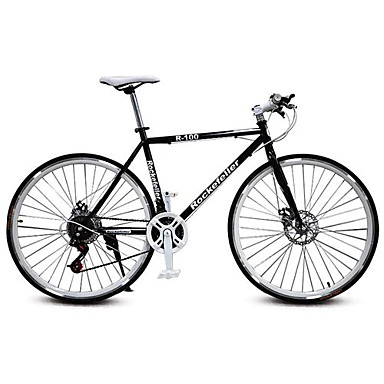 Road Bike Cycling 21 Speed 26 Inch/700CC 25mm Unisex Adult SHIMANO TX30 Double Disc Brake Ordinary Monocoque Ordinary/Standard