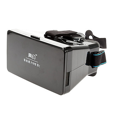 New 3D Glasses for iPhone 5/5s/6/6 plus Samsung 3D films Video Virtual Reality Glasses