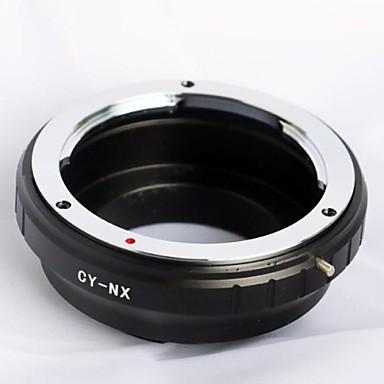 C/Y CY Contax Yashica Mount Lens Samsung NX Camera Adapter CY-NX