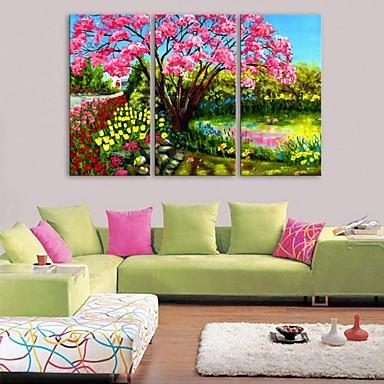 E foyer toile tendue art jardin peinture d coration for Toile tendue jardin