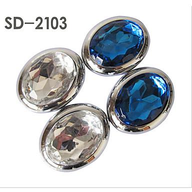 Shunwei auto decoratie veelkleurige diamant kristal sticker kleur selectie 3163754 2016 - Kleur selectie ...