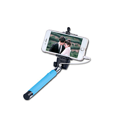 df kabel take pole uitschuifbare selfie handheld monopod stok houder voor iph. Black Bedroom Furniture Sets. Home Design Ideas