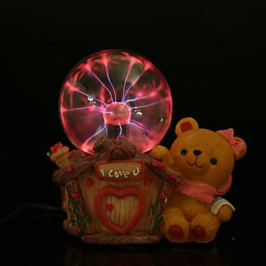 Lampe electrostatique