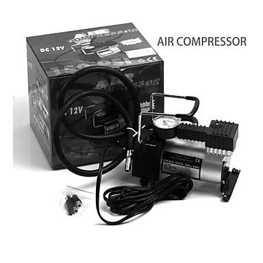 RUNDONG® Car Emergency equipment Multi-Functinoal Mini Tire Pump