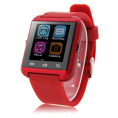 Buy MOWTO U8-T Smart Bluetooth Watch 1.44 inch Screen iOS & Android Watch+ NO Highly Records