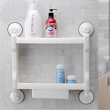 puissante ventouse salle de bain cuisine rack de. Black Bedroom Furniture Sets. Home Design Ideas