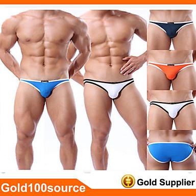 Nuevo bikini deportes ropa interior para hombre de la moda for Marca ropa interior hombre