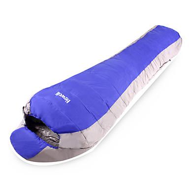 Sac de couchage bleu royal perm abilit l 39 humidit for Housse de compression sac de couchage