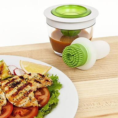 Badigeonner ensemble resserrement brosse et verre bol du chef id al pour cuire ou griller de - Batterie de cuisine en solde ...