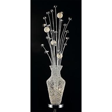 floor lamps crystal led arc modern comtemporary novelty. Black Bedroom Furniture Sets. Home Design Ideas