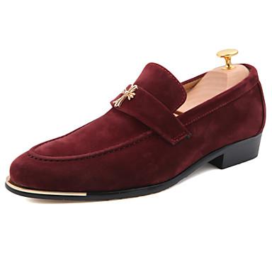 Chaussures hommes mariage noir bleu bordeaux faux daim for Femmes chaussures de mariage noir mariage