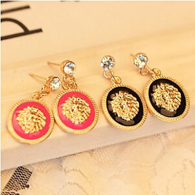 """""""New Arrival Hot Selling High Quality Drip Lion Earrings"""""""