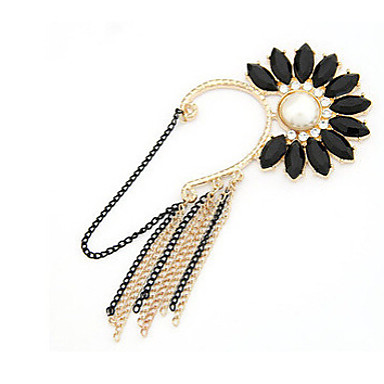 """New Arrival Hot Selling High Quality Fashional Sun Flower Tassel Earrin..."