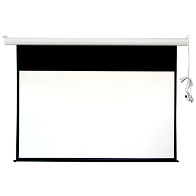 Redgoldleaf 120 inch 16 9 motorized projector screen for 130 inch motorized projector screen