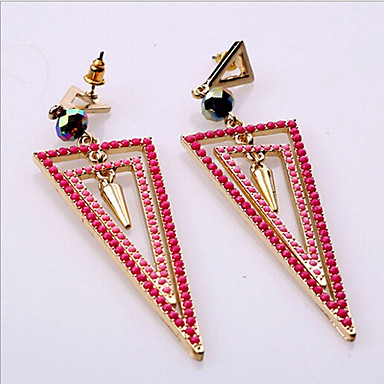 """""""New Arrival Hot Selling High Quality Geometric Triangle Earrings"""""""