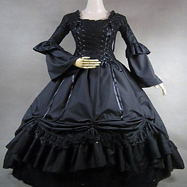 one piece dress gothic lolita steampunk victorian. Black Bedroom Furniture Sets. Home Design Ideas