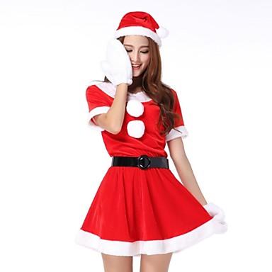Navidad para mujer vampiros disfraces de santa - Disfraz de navidad ...