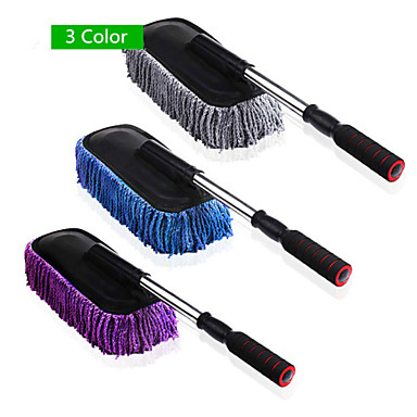 car cleaning brush car duster dust wax drag wax shan wax brush dust long brush 3 color 4512023. Black Bedroom Furniture Sets. Home Design Ideas