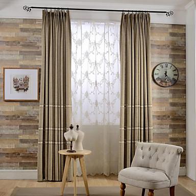 To paneler Rustikk / Moderne / Neoklassisk Solid Multi-farge ...