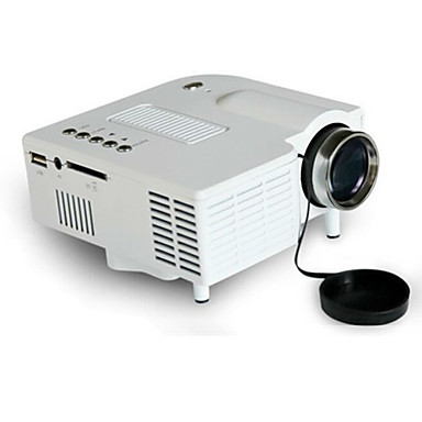 Mini port til de casa cine proyector 1920 1080 llev proyector digital uc28 con sd usb - Proyector cine en casa ...
