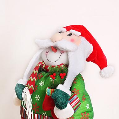 christmas decoration santa claus hat high end plush hat 4614074 2016. Black Bedroom Furniture Sets. Home Design Ideas