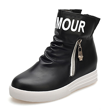 s shoes patent leather flat heel combat boots boots