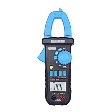 Buy Bside ACM01 Plus Auto Range 2000 Counts 600a Ac Current Clamp Meter NCV+Worklight + Backlight