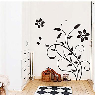 Natale floreale vacanze paesaggio adesivi murali for Adesivi parete 3d