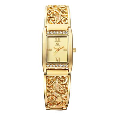 Buy Women's Watch MOOSIE classic romantic flower vine half Quartz Bracelet 2051L9MS5 Cool Watches Unique