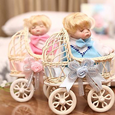 Creative sleeping baby cradle baby stroller home for Baby cradle decoration ideas