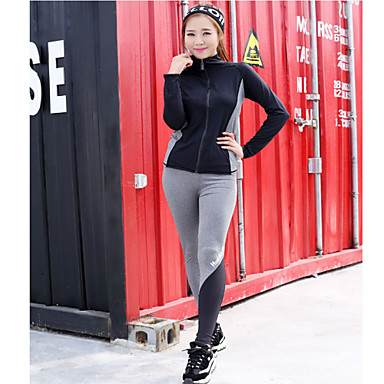 Winter Yoga Suits The New Korean Outdoor Fitness Suit Yoga Pants   ...