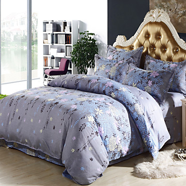 fleur taies mer de draps housse de couette de 4722733 2016. Black Bedroom Furniture Sets. Home Design Ideas