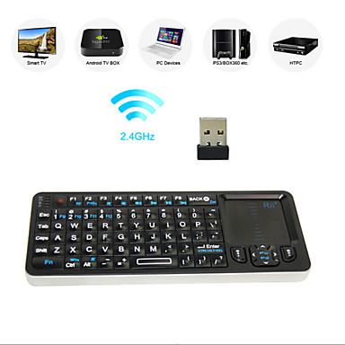rii mini i6 usb clavier trackpad sans fil t l commande. Black Bedroom Furniture Sets. Home Design Ideas