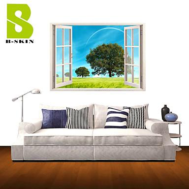 Botanical romanticismo natura morta paesaggio for Adesivi parete 3d