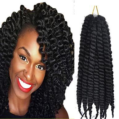 havana twist braids hair extensions kanekalon strand 120