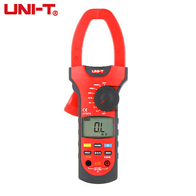 Buy UNI-T UT207A 1000A AC/DC Digital Clamp Meter