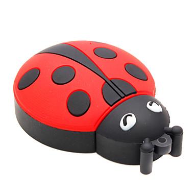 Buy ZPK15 16GB Beetle Coccinella Septempunctata Cartoon USB 2.0 Flash Memory Drive U Stick