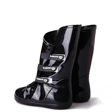 Buy Anti-slip Reusable Rain/snow Protective Slip-resistant Wear-resistant Rain Shoe Covers Waterproof Overshoes rain boot