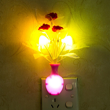 Lovely Vase Color Changing Smart Light Controlled