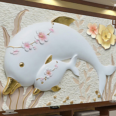 Behang muurschildering art deco behang modern behangen andere ja 4947779 2016 - Deco muurschildering ...