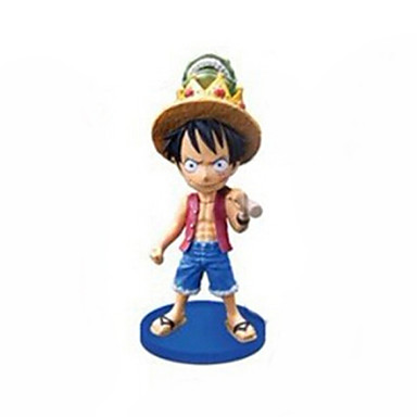 Buy One Piece Anime Action Figure 7CM Model Toy Doll