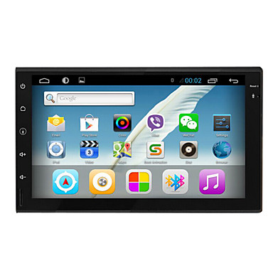 Buy android 4.2 2din New universal Car Radio ipod Double Player GPS Navigation dash PC