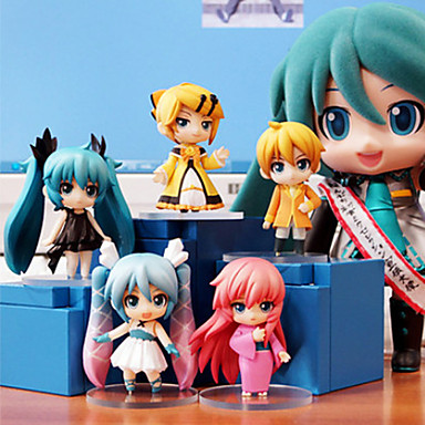 Buy Hatsune Miku Anime Action Figure 6.5CM Model Toys Doll Toy