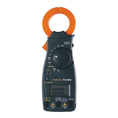 Buy VC3266B 40MΩ(Ω) 600(V) 600(A)Convenient Clamp Meters