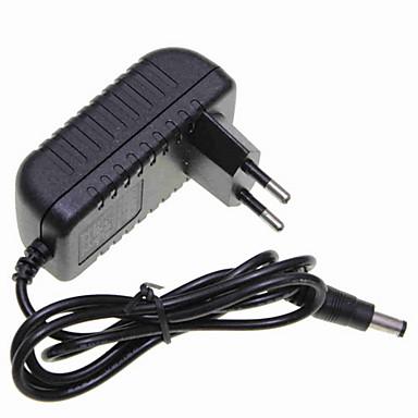 Buy EU Europe Plug 12V 2A LED Strip Light / CCTV Security Camera Monitor Power Supply Adapter (5.5x2.1 AC100-240V)